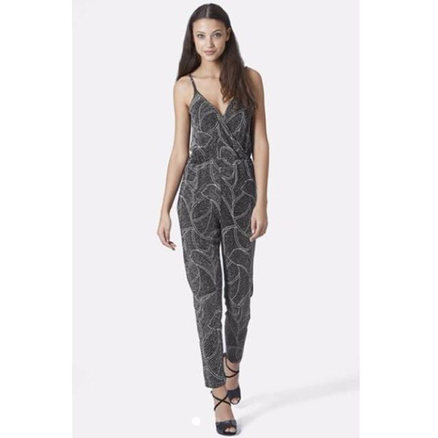 Looking For Topshop Glitter Jumpsuit