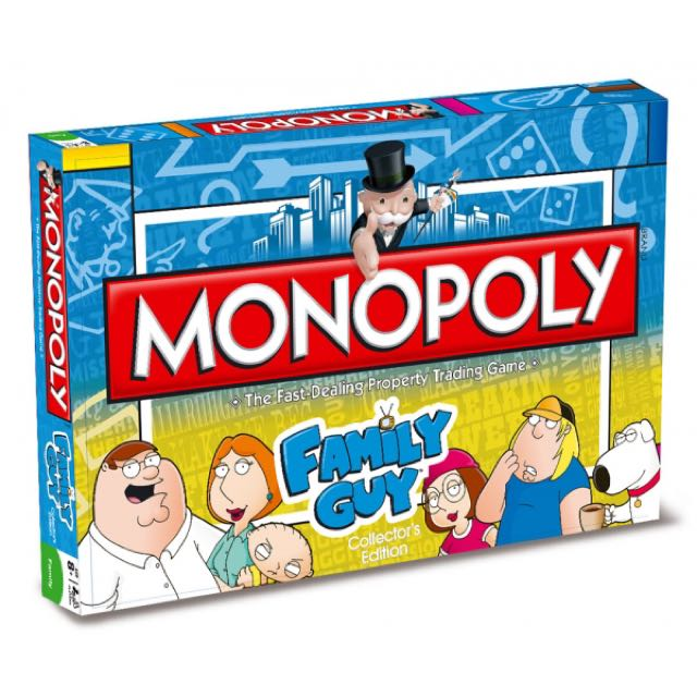 Monopoly Family Guy Edition