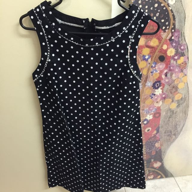 Never Been Used Polkadot Dress Size 8