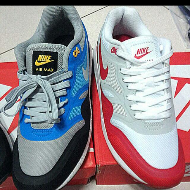 全新Nike Air Max 兩雙出清,喜歡都可私訊來談!
