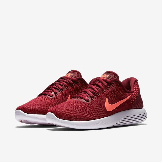 premium selection 2842d 638fe Nike Lunarglide 8 (Women) - Noble Red Bright Crimson Bright Mango ...
