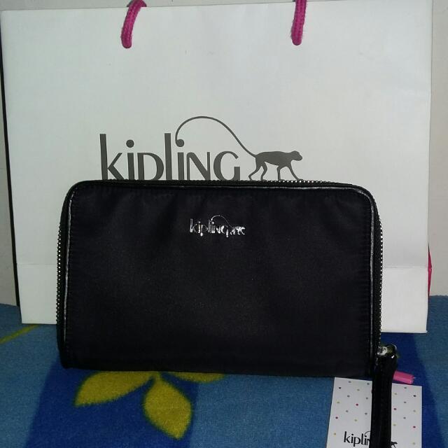 Original And Brandnew Kipling Wristlet