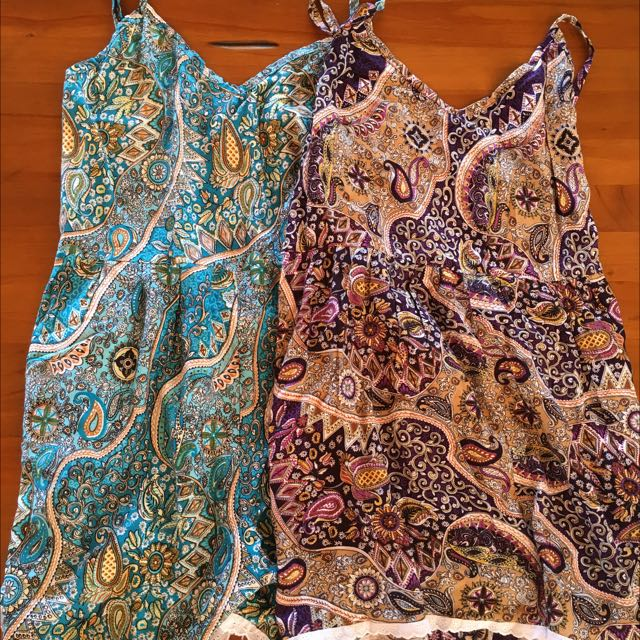 playsuits 2 for $15