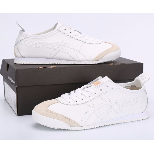 best cheap 39e27 213e7 (PO) Onitsuka Tiger Mexico 66 WHITE