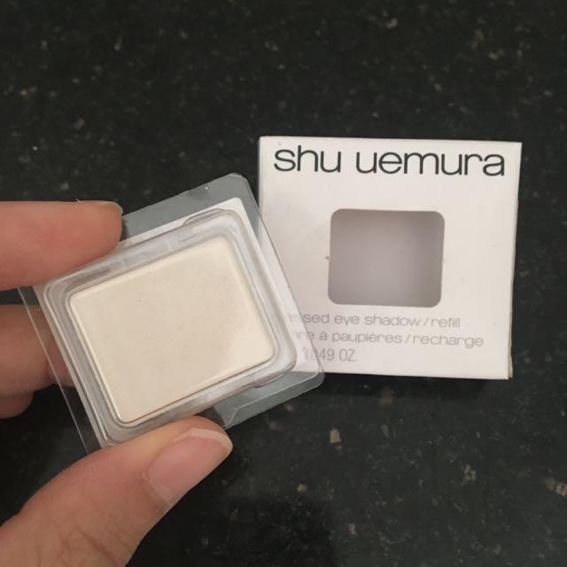 Shu Uemura White Eye Shadow