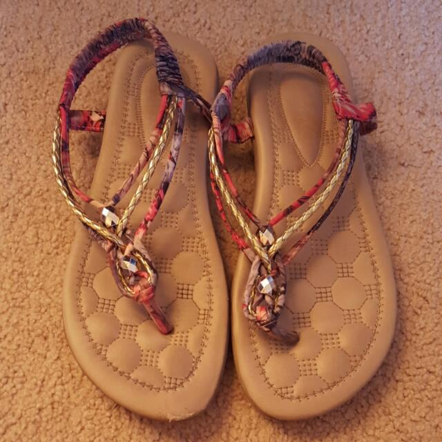 Size 8-8.5 Sandals