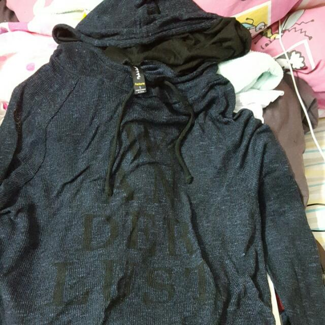 size L factorie hoodie