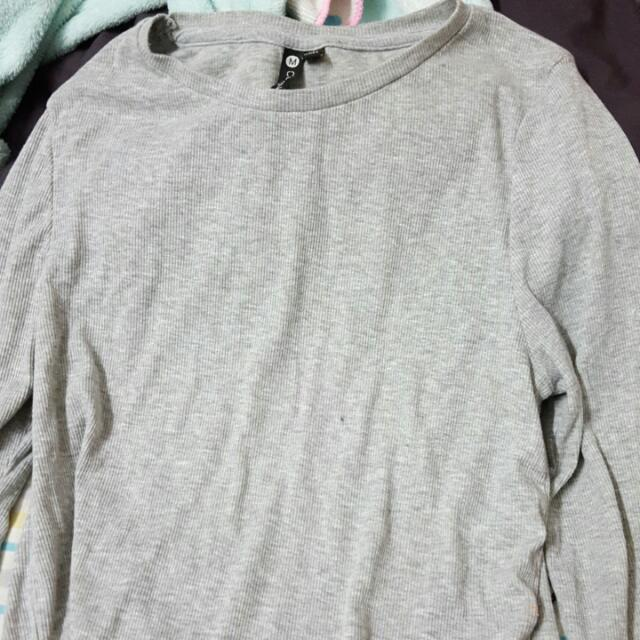 size m long sleeve cottonon