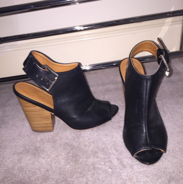 Spurr High Heels