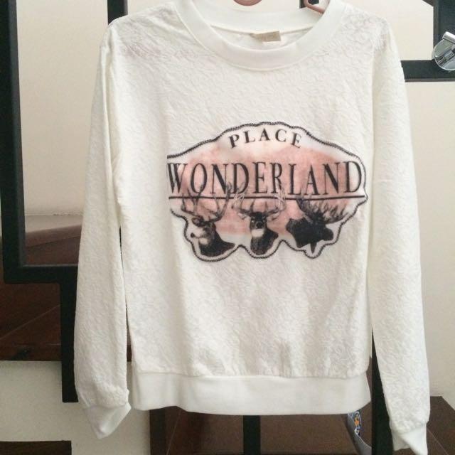 "Sweater ""wonderland"""
