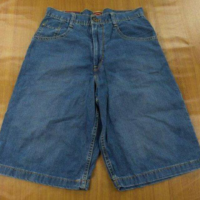 TOMMY HILFIGER淺藍色牛仔褲(二手 正品 古著 個性 復古)