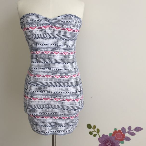 Tribal Design Dress