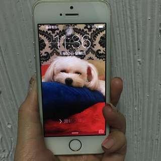 二手 iPhone 5S 16G