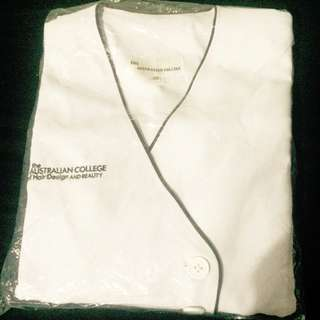 Australian College Of Hair Design And Beauty - Beauty Therapist Jacket