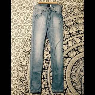 DANGERFIELD High Waisted Jeans Size 8