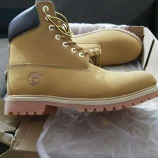 New Timberland Boot Nego