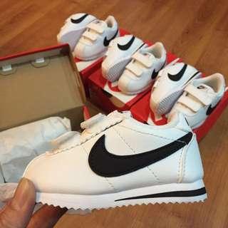 Nike Cortez (TDV) 阿甘鞋 小童鞋 魔鬼氈 11cm 12cm