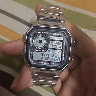 New CASIO Watch Original