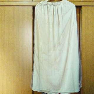 Tutu Maxi Skirt
