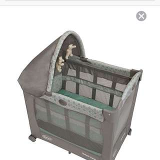 Graco Travel Lite Playard with Stages - Keaton