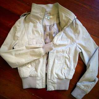 Valley girl Jacket Size 10
