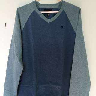 Hurley V-neck Sweater