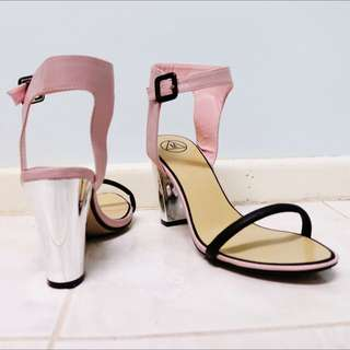New Misguided Heels Size 9.5