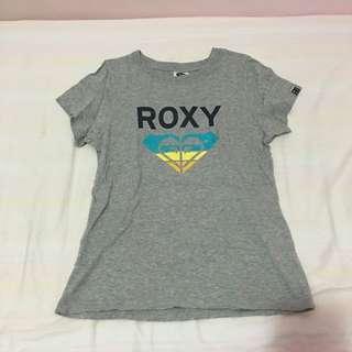roxy 短T