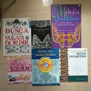 Aneka Buku Sulam / Embroidery