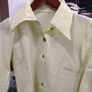 Polkadot Office Shirt