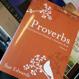 Looking For Pt 1 & 2: Proverbs Study By Sue Edwards