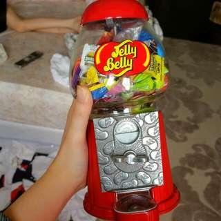jelly belly 糖果機