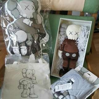 """KAWS """"Clean Slate"""" Full Collection"""
