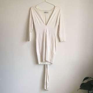 Bec & Bridge Tie Waist Dress