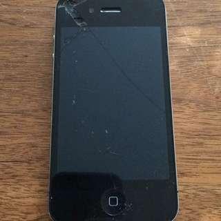 *Broken* iPhone 4s
