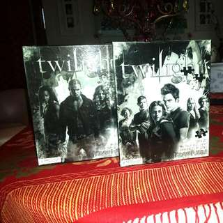 Twilight Saga Jigsaw Puzzles