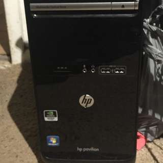 HP COMPUTER TOWER