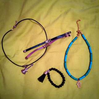 Various Jewellery From Jay Jays, Cotton On And Suprè(come As A Set Unless Requested)