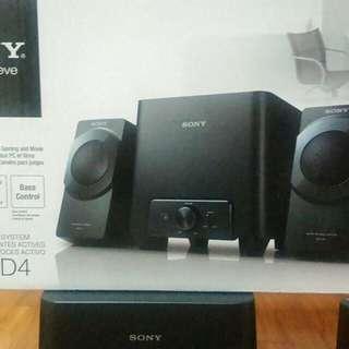 Sony 2.1 Speaker System