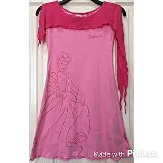Disney Princess Pink Cinderella Dress