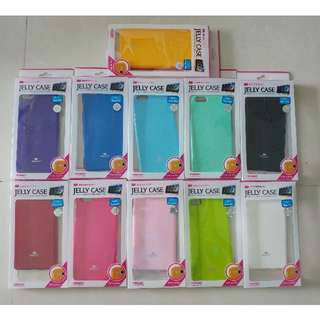 [BN - Clearance] - Iphone 6/6+ Mercury Goosperry Jelly Case/Cover