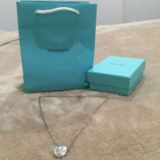 Tiffany & Co C Necklace