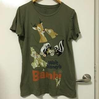 Disney Bambi Tshirt