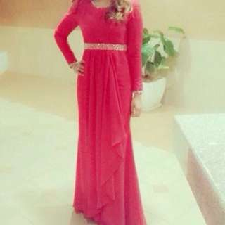 Saidatulnisa Chiffon Dress