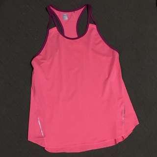 Pink Active Shirt Size 10