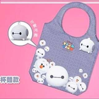 TSUM TSUM 就愛FUN一起 疊疊購物袋 (杯麵)