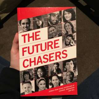 """The Future Chasers"" Book"