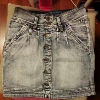 *Pending* P&Co Denim Skirt