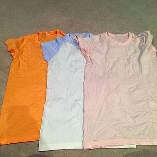 Lululemon Running shirts