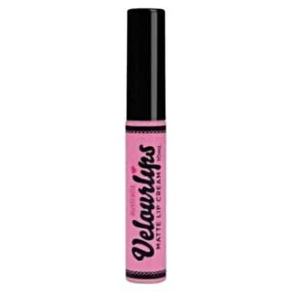Velourlips Matte Lip Cream 10mL